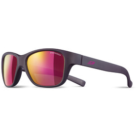 Julbo Kids 4-8Y Turn Spectron 3CF Sunglasses Aubergine/Pink-Multilayer Pink